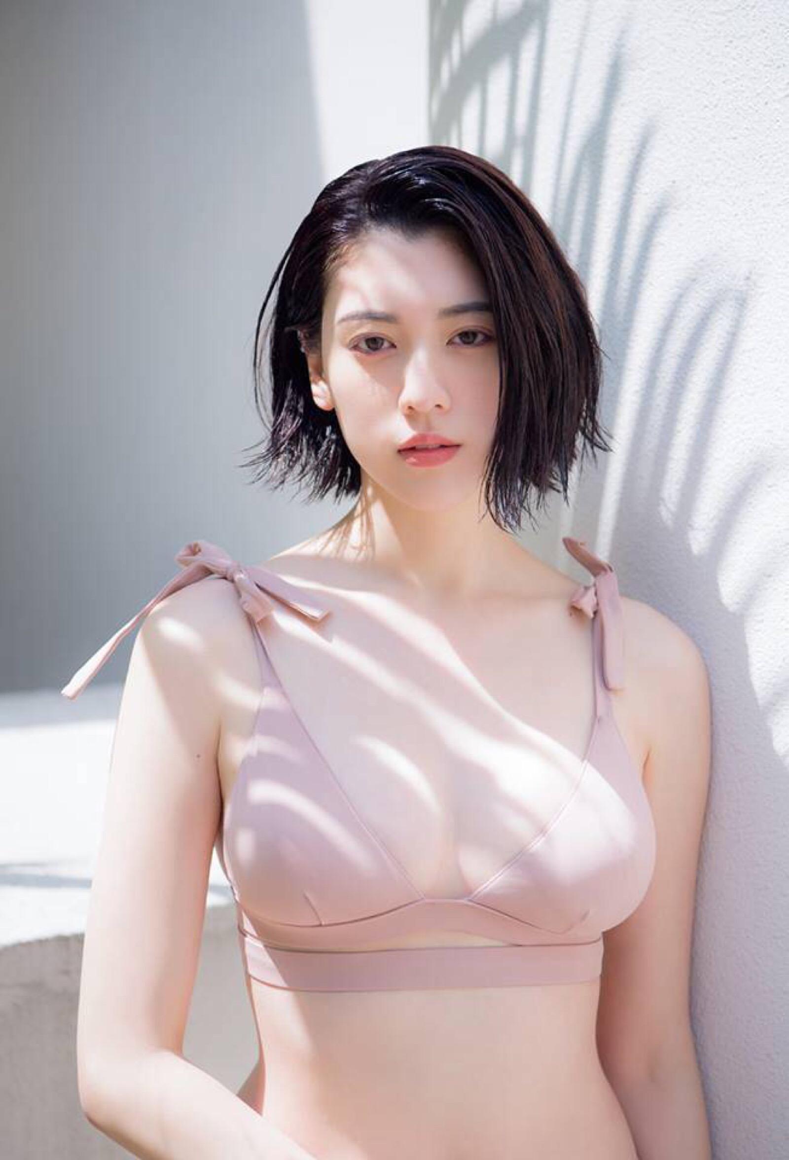三吉彩花写真集