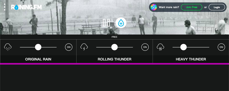 Raining FM