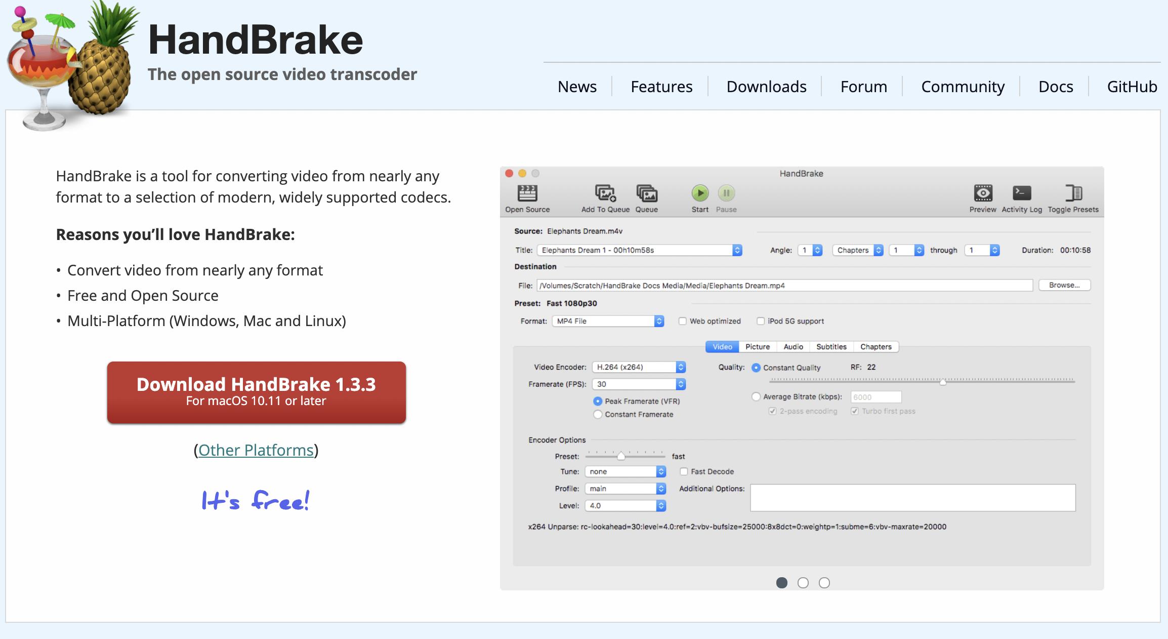 HandBrake介绍 - mp4/TS/nearly any format .png