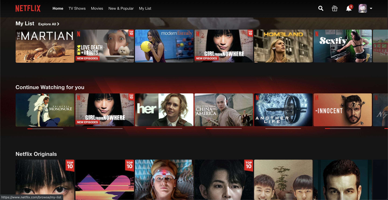 Netflix机场流媒体解锁支持